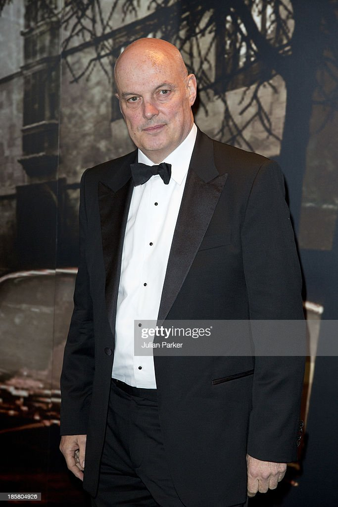 Robert Wilson attends the Specsavers Crime Thriller Awards at The Grosvenor House Hotel on October 24, 2013 in London, England.