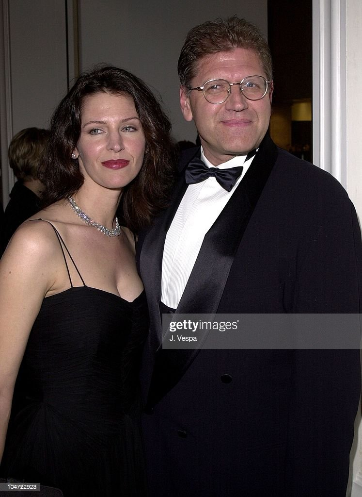 Robert Zemeckis during 2001 ACE Eddie Awards at Beverly Hilton in Los Angeles, California, United States.