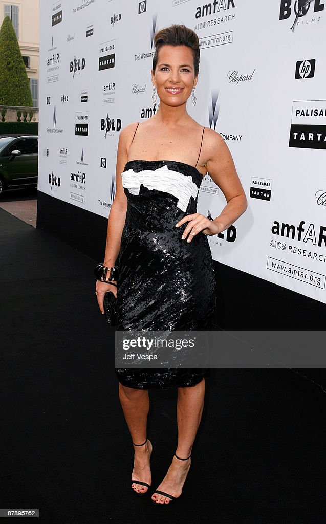 Roberta Armani attends the amfAR Cinema Against AIDS 2009 benefit at the Hotel du Cap during the 62nd Annual Cannes Film Festival on May 21, 2009 in Antibes, France.