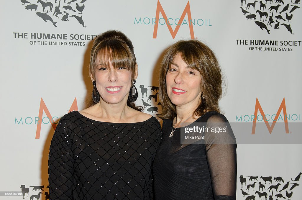 Roberta Ashkin and Michelle Ashkin attend The Humane Society of the United States presents the To The Rescue! gala benefiting post hurricane Sandy efforts at Cipriani 42nd Street on December 18, 2012 in New York City.