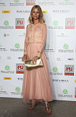 Roberta Ruiu attends On Stage cocktail party on September 8 2015 at Palazzo Senato in Milan Italy