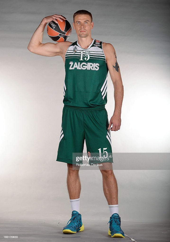 Zalgiris Kaunas - 2013/14 Turkish Airlines Euroleague Basketball Media day