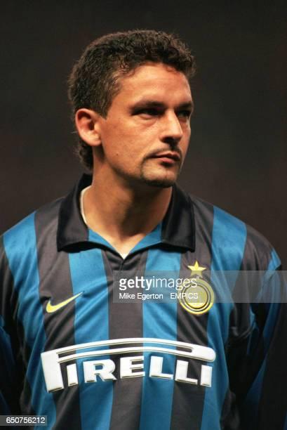 Roberto Baggio Inter Milan