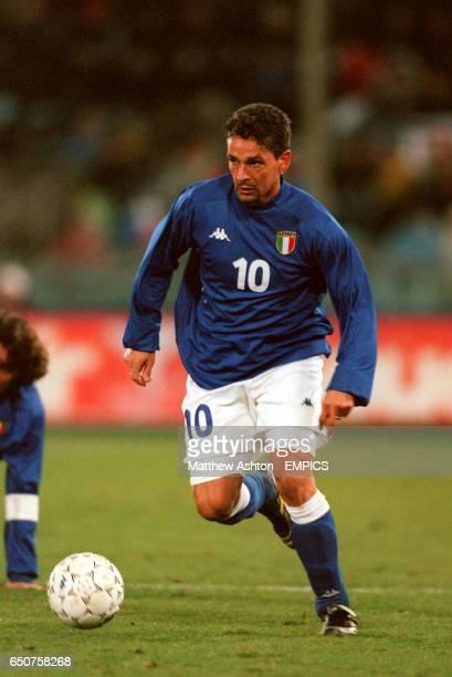 Roberto Baggio Italy