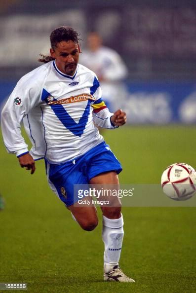 Roberto Baggio of Brescia Pictures