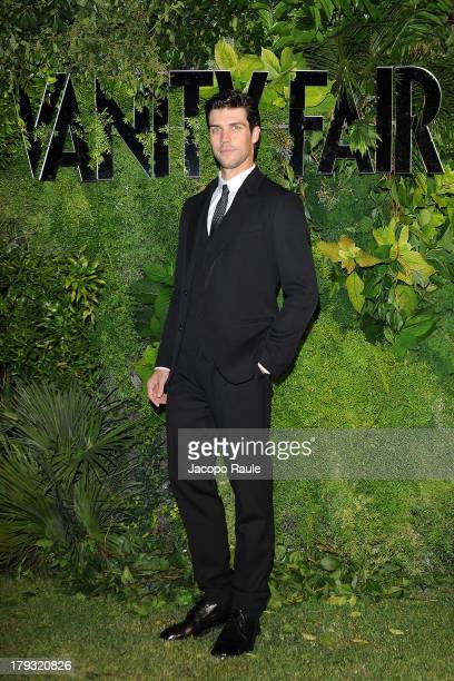 Roberto Bolle attends Vanity Fair Celebrate 10th Anniversary during the 70th Venice International Film Festival at Fondazione Giorgio Cini on...