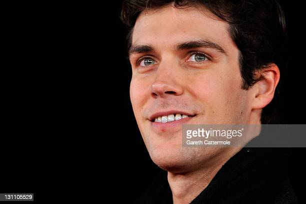 Roberto Bolle of the International Jury attends a photocall during the 6th International Rome Film Festival on November 1 2011 in Rome Italy
