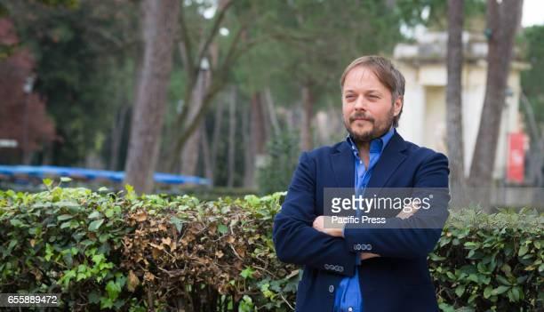 Roberto Capucci attends the photocall of 'Ovunque Tu Sarai'