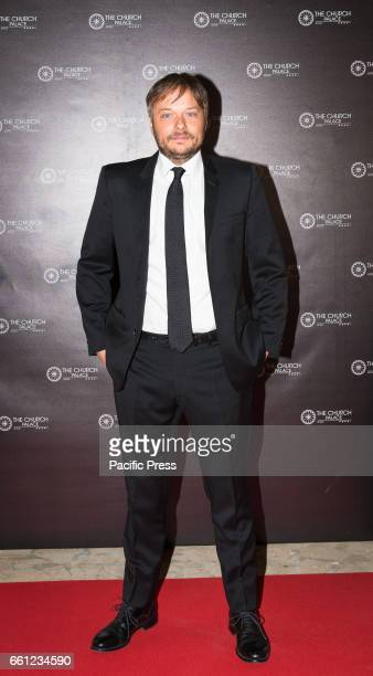 Roberto Capucci on the Red Carpet for the premiere of 'Ovunque Tu Sarai'
