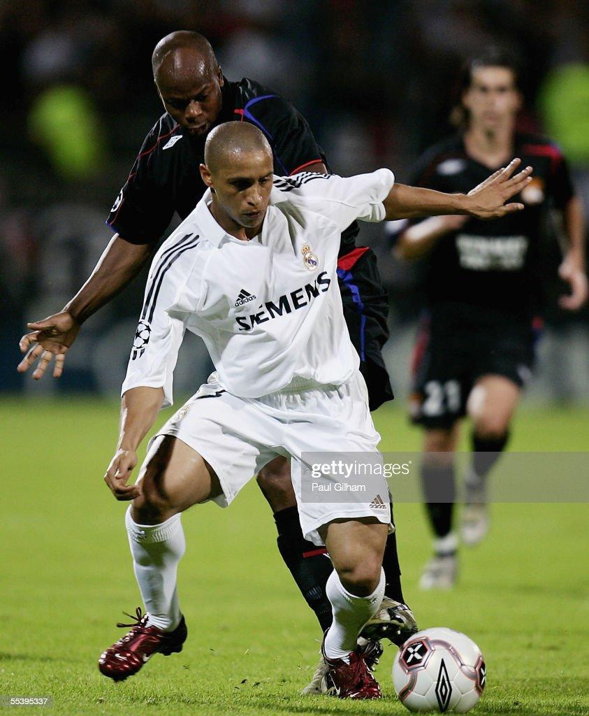 UEFA Champions League - Lyon v Real Madrid