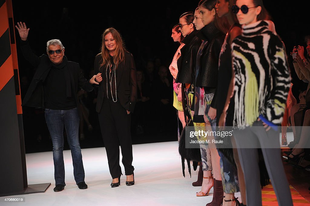 Just Cavalli - Runway - Milan Fashion Week Womenswear Autumn/Winter 2014