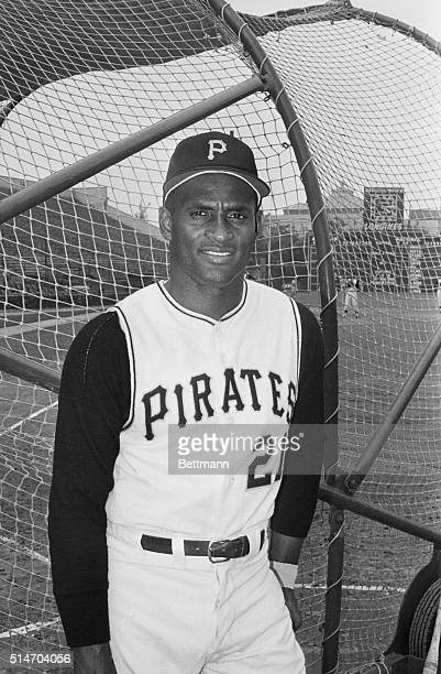 Roberto ClementeOutfielder for the Pittsburg Pirates 1969