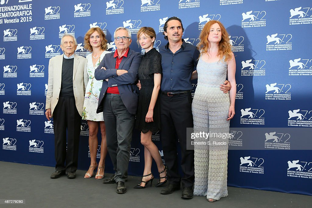 'Blood Of My Blood' Photocall - 72nd Venice Film Festival