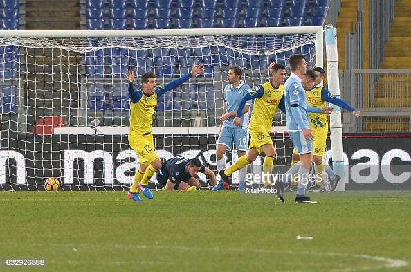 SS Lazio v AC Chievo Verona - Serie A : News Photo