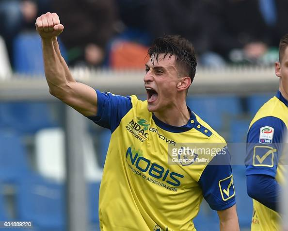 US Sassuolo v AC ChievoVerona - Serie A : News Photo