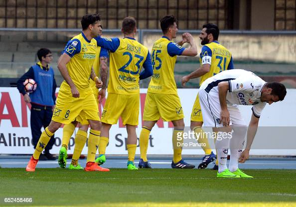 AC ChievoVerona v Empoli FC - Serie A : News Photo