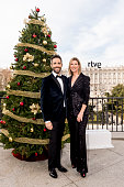 ESP: RTVE Christmas Celebration in Madrid