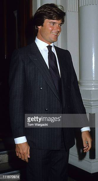 Roberto Rossellini at The Connaught Hotel during Roberto Rossellini at The Connaught Hotel June 20th 1983 in London Great Britain