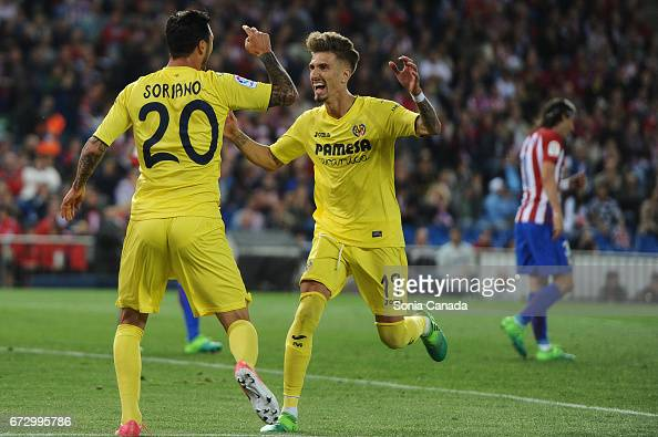 Club Atletico de Madrid v Villareal - La Liga : News Photo