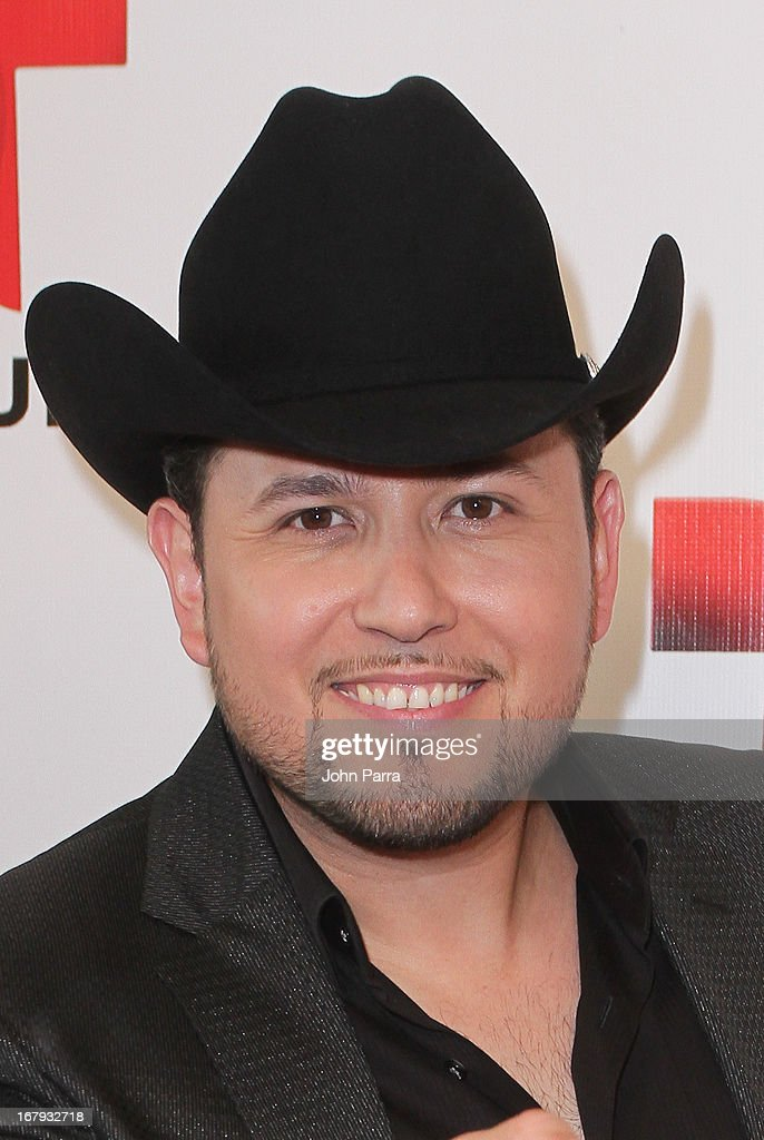 Roberto Tapia attends a press conference for Telemundo's 'La Voz Kids' on May 2, 2013 in Miami, Florida.