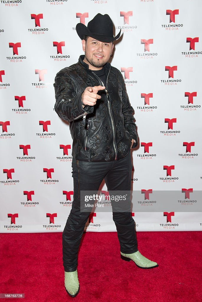 Roberto Tapia attends the 2013 Telemundo Upfront at Frederick P. Rose Hall, Jazz at Lincoln Center on May 14, 2013 in New York City.