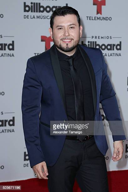 Roberto Tapia attends the Billboard Latin Music Awards at Bank United Center on April 28 2016 in Miami Florida