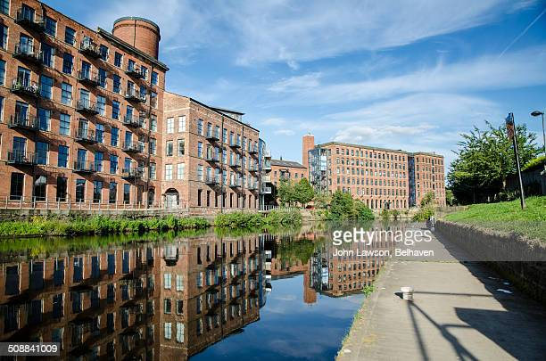Roberts Wharf, Leeds, West Yorkshire, England