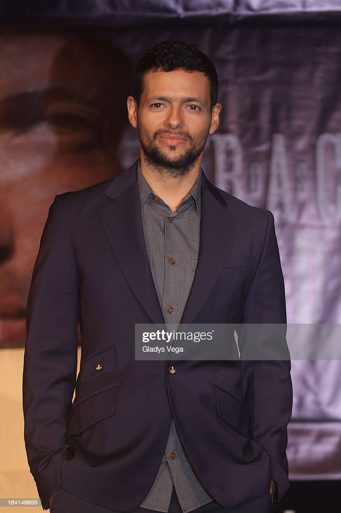 Robi Draco Rosa attends press conference to promote new album 'Vida' on March 20, 2013 in San Juan, Puerto Rico.
