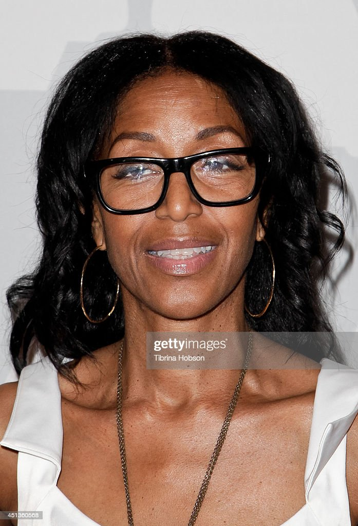Robi Reed attends the 25th anniversary screening of 'Do The Right Thing' presented by The Academy at Bing Theatre At LACMA on June 27 2014 in Los...