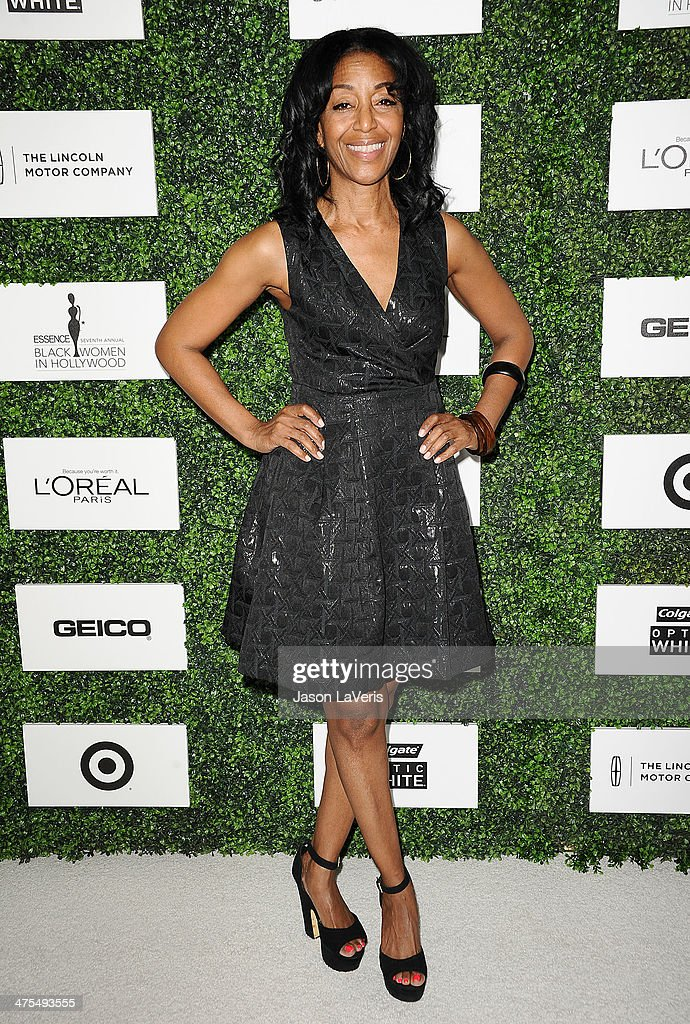 Robi Reed attends the 7th annual ESSENCE Black Women In Hollywood luncheon at Beverly Hills Hotel on February 27 2014 in Beverly Hills California