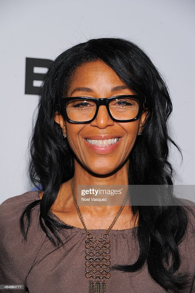 Robi Reed attends the BET Music Matters Showcase at Creative Artists Agency on January 24 2014 in Los Angeles California