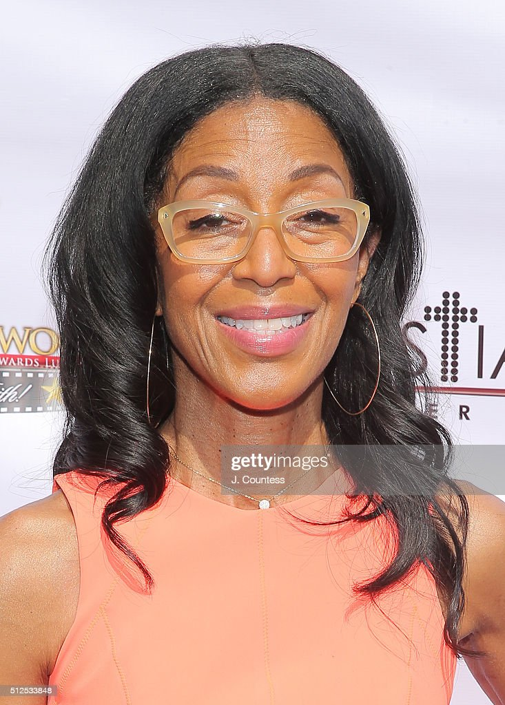 Robi Reed attends the Gospel Goes To Hollywood celebration at Vibiana on February 26 2016 in Los Angeles California