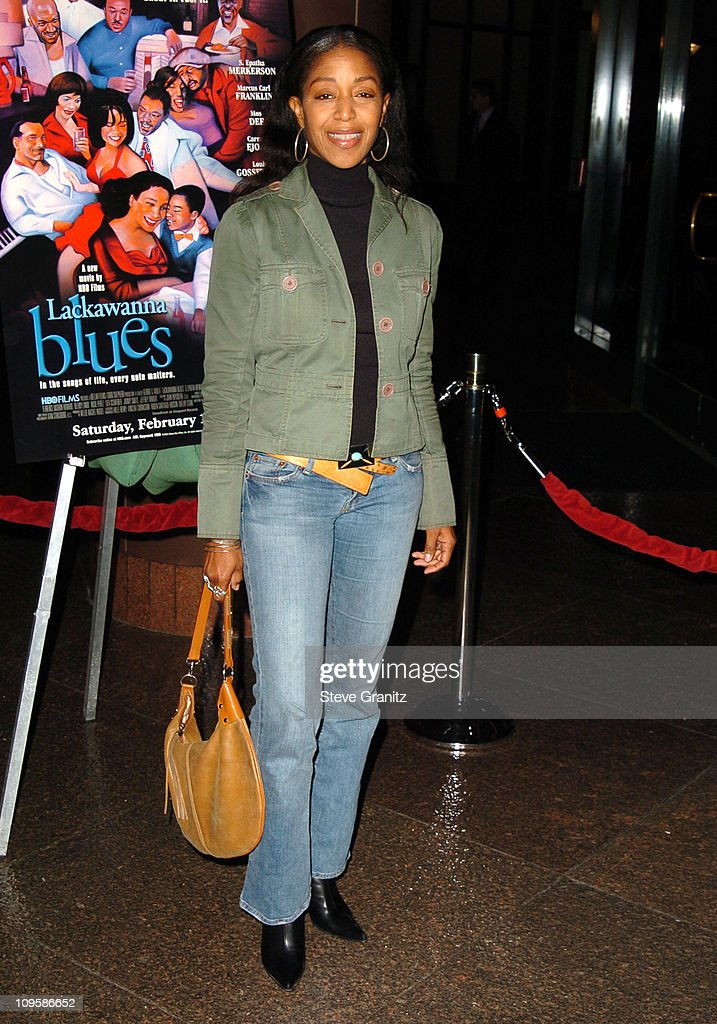 Robi Reed during 'Lackawanna Blues' Los Angeles Premiere Arrivals at Director's Guild of America in Los Angeles California United States