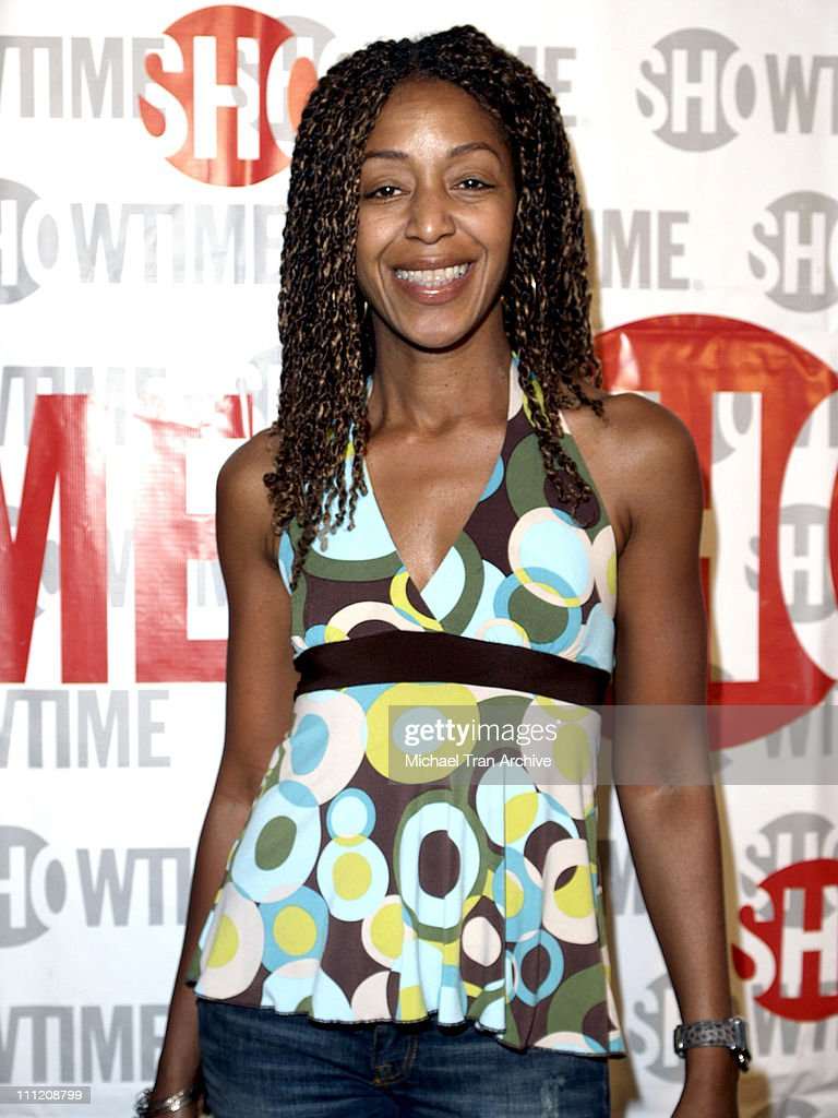 Robi Reed during Showtime Presents 'Weeds' and 'Barbershop' Los Angeles Premiere at Paramount Theater At Paramount Studios in Hollywood California...