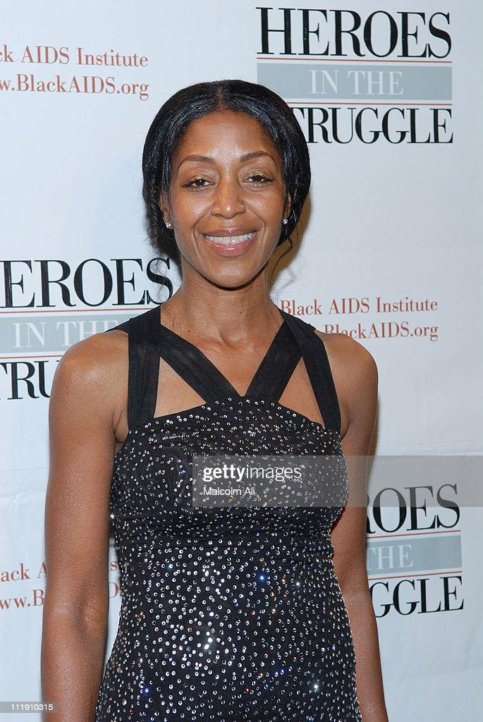 Robi Reed during The Black AIDS Institute 6th Annual Heroes in the Struggle Gala at Director's Guild in Los Angeles California United States
