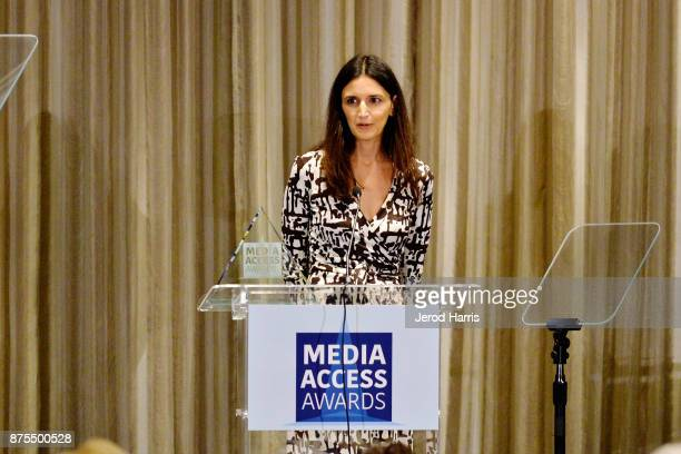 Robia Rashid attends the Media Access Awards 2017 at The Four Seasons on November 17 2017 in Beverly Hills California