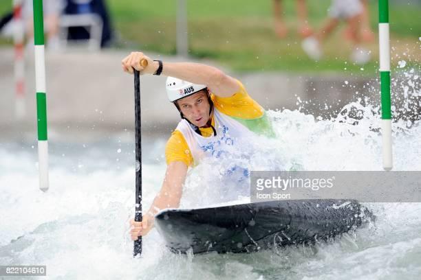 Robin BELL Canoe Kayak en eau vive Jeux Olympiques de Pekin