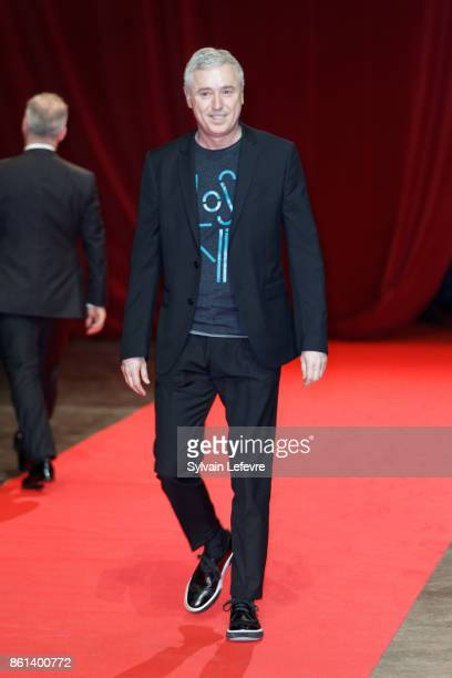 Robin Campillo attends opening ceremony of 9th Film Festival Lumiere In Lyon on October 14 2017 in Lyon France