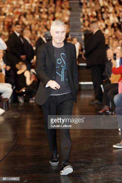 Robin Campillo attends the opening ceremony of 9th Film Festival Lumiere In Lyon on October 14 2017 in Lyon France