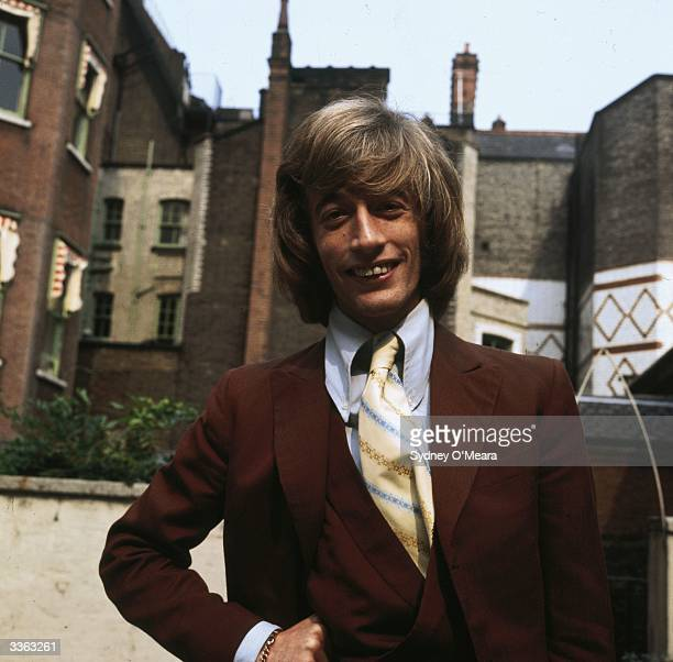 Robin Gibb British pop singer and member of the Bee Gees