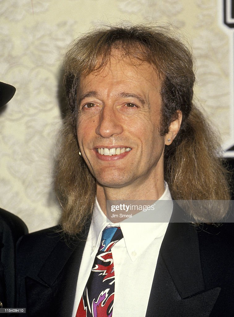 Robin Gibb during 25th Annual Songwriters Hall of Fame Awards Dinner and Ceremony at Sheraton Hotel in New York, New York, United States.