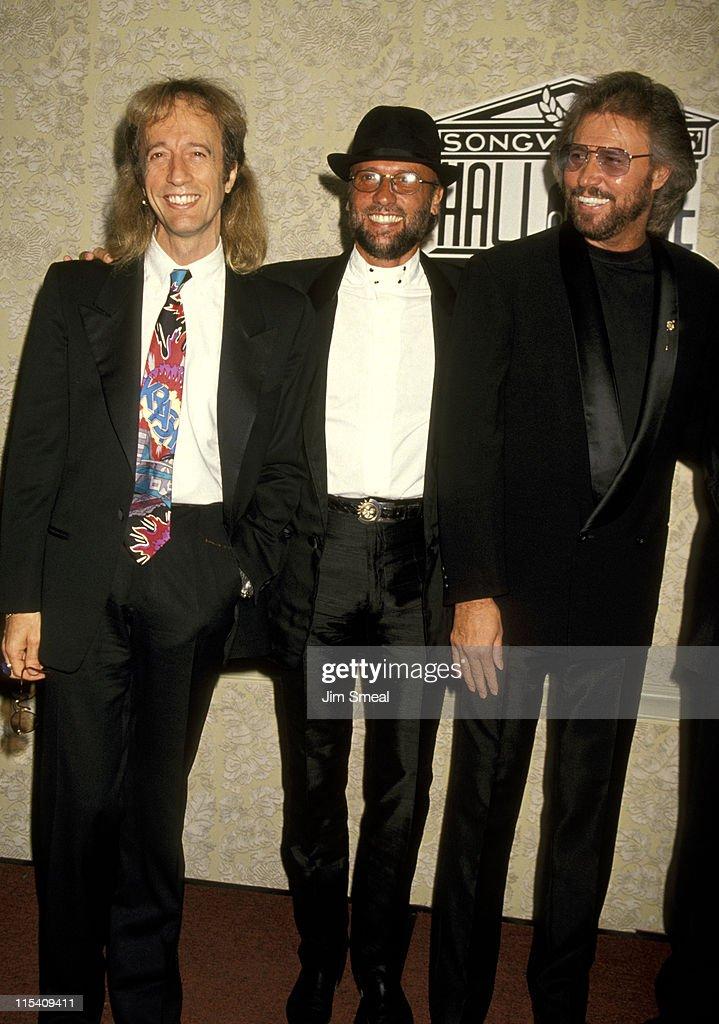 Robin Gibb, Maurice Gibb, and Barry Gibb