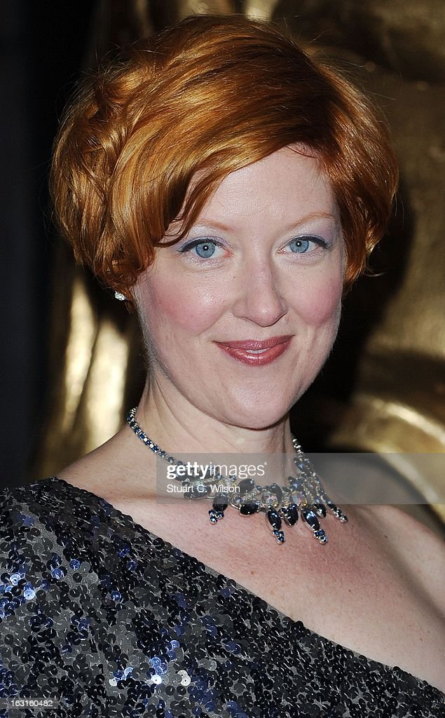 Robin Hunicke attends The British Academy Games Awards at London Hilton on March 5, 2013 in London, England.