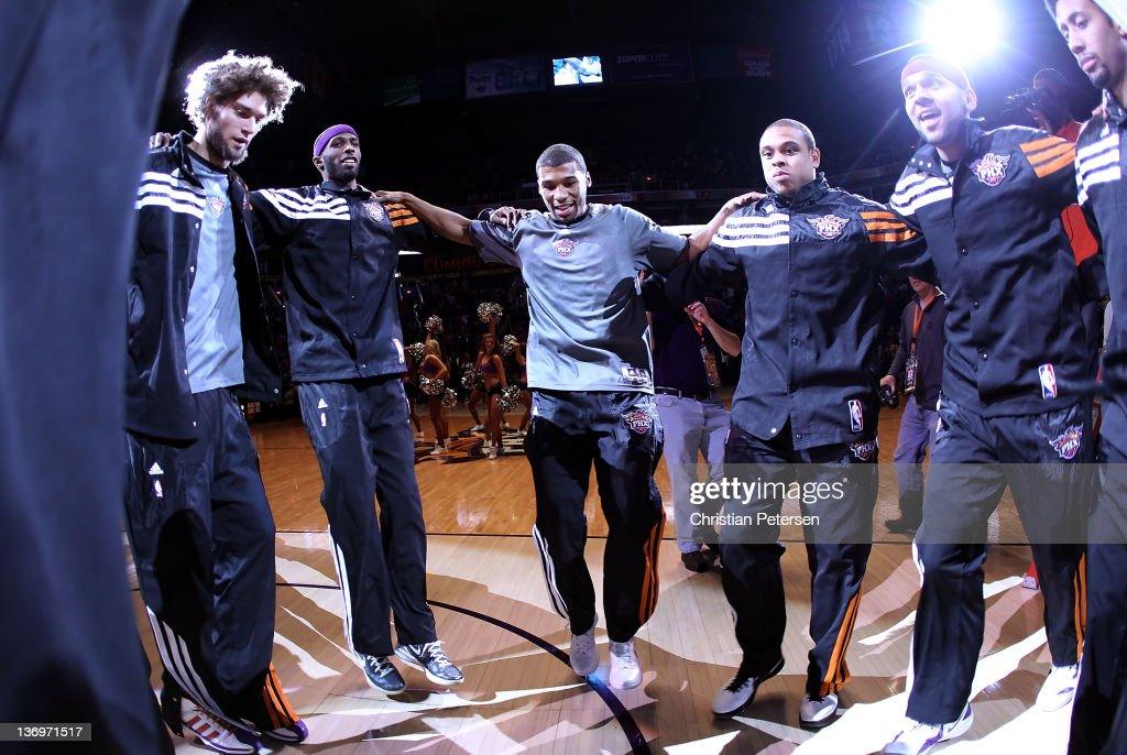 New Jersey Nets v Phoenix Suns