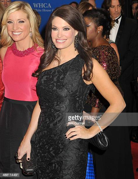 Robin Meade attends the 100th Annual White House Correspondents' Association Dinner at the Washington Hilton on May 3 2014 in Washington DC