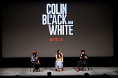 Netflix's Colin In Black And White Screening and Q&A At...