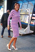 Celebrity Sightings In New York City - May 13, 2021