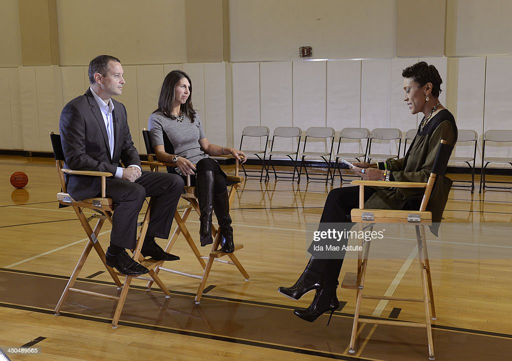 20/20 - Robin Roberts talks to former Rutgers basketball coach Mike Rice about the controversial issues that led to his dismissal, on 20/20 airing FRIDAY, NOV. 8 (10-11pm, ET) as well as all ABC News programs and platforms. ROBERTS