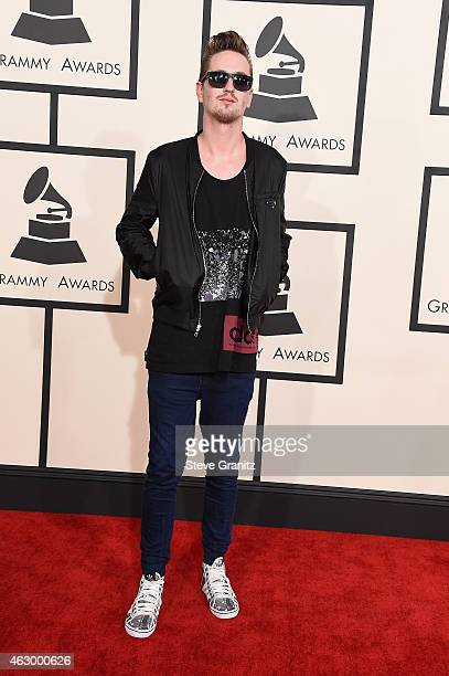 Robin Schulz attends The 57th Annual GRAMMY Awards at the STAPLES Center on February 8 2015 in Los Angeles California