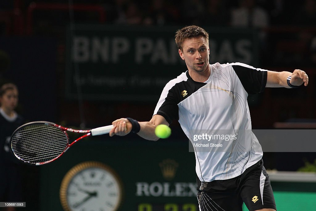 ATP Masters Series Paris - Day Four